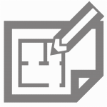 space planning icon