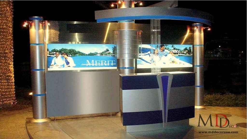 Display stand manufacturer in uae